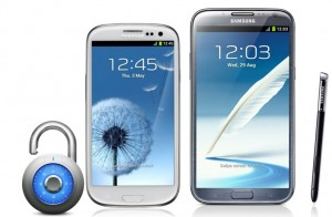 Dbloquer un Samsung Galaxy SIII et un Galaxy Note 2